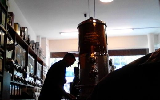 本格コーヒー店