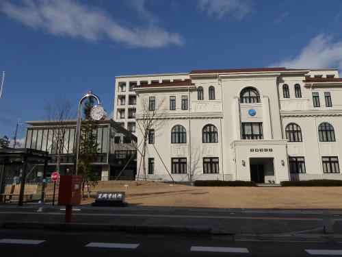 豊岡市役所庁舎