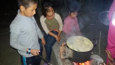 夕飯準備2
