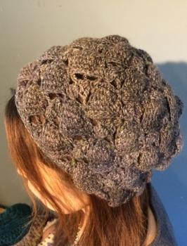 シェル帽子2
