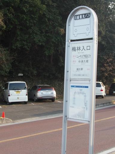 20160227・越生梅見・鉄写24・梅林入口バス停