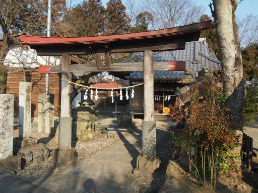 20160227・越生梅見5-07・八幡宮