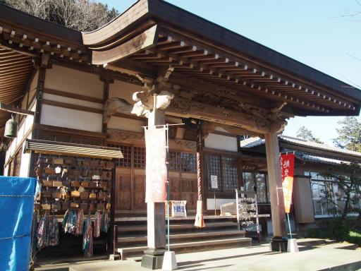 20160305・越生梅見8-23・観世音本堂