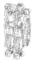 二足歩行ロボ図面3_2
