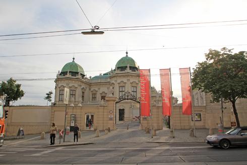 ベルヴェデーレ宮殿2015-1
