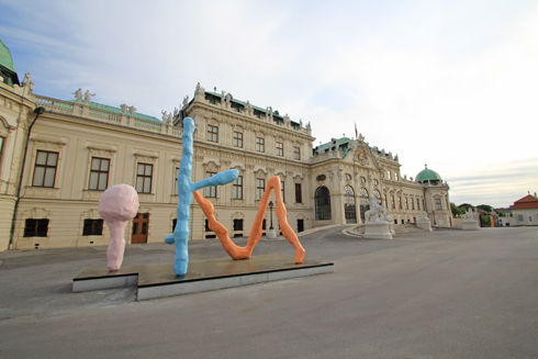 ベルヴェデーレ宮殿2015-2