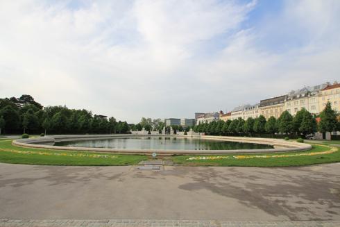ベルヴェデーレ宮殿2015-3