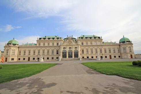 ベルヴェデーレ宮殿2015-4