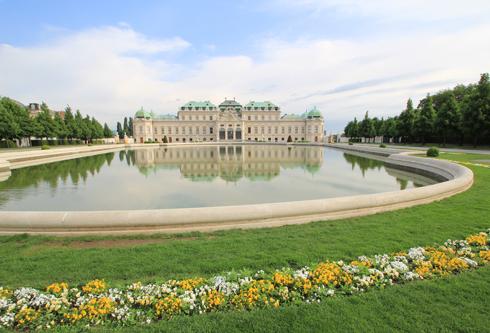 ベルヴェデーレ宮殿2015-5