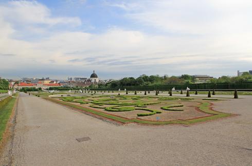 ベルヴェデーレ宮殿2015-7