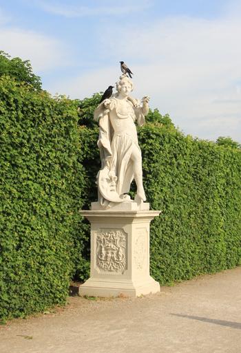 ベルヴェデーレ宮殿2015-13