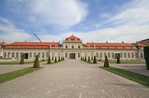 ベルヴェデーレ宮殿2015-15