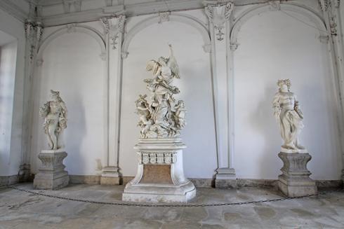 ベルヴェデーレ宮殿2015-17