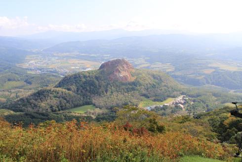 有珠山昭和新山2015-8