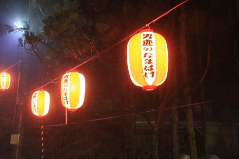 なまはげ柴灯まつり2016-1