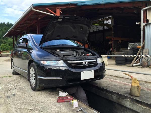 150828-愛車修理
