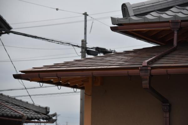 160222-養老の家屋根の起り