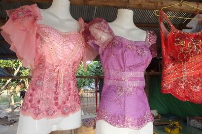 クメール伝統衣装