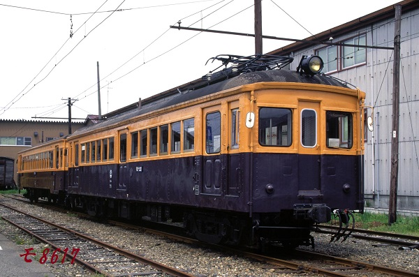 wモハ71 Z249P-17