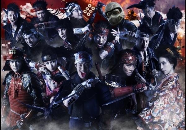 アゴレンジャー十勇士