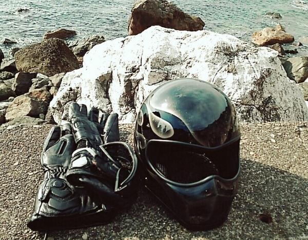 海ヘルメット