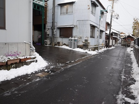 1蟹江町雪2016年1月20日2