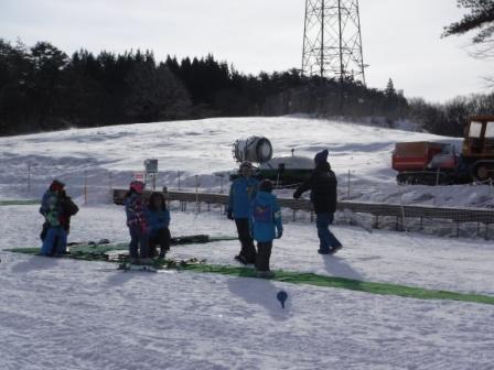 1ひるがのスキー2