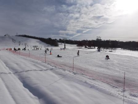 1ひるがのスキー3