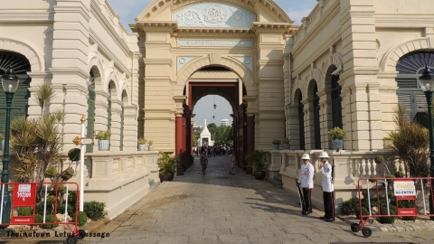 エメラルド寺院・王宮