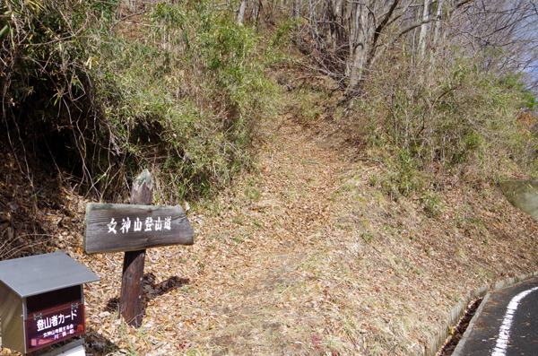 女神山31