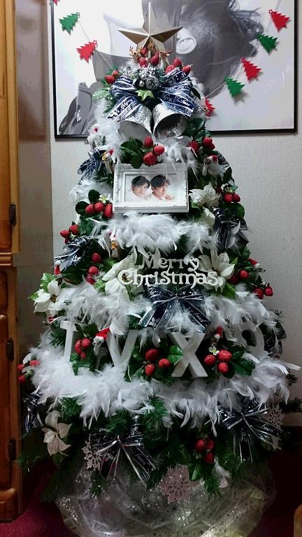 2015 Xmas Tree 酒呑さん作
