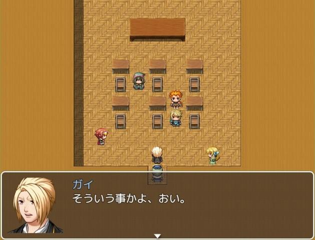 RPGツクールMVで作りかけのゲーム3