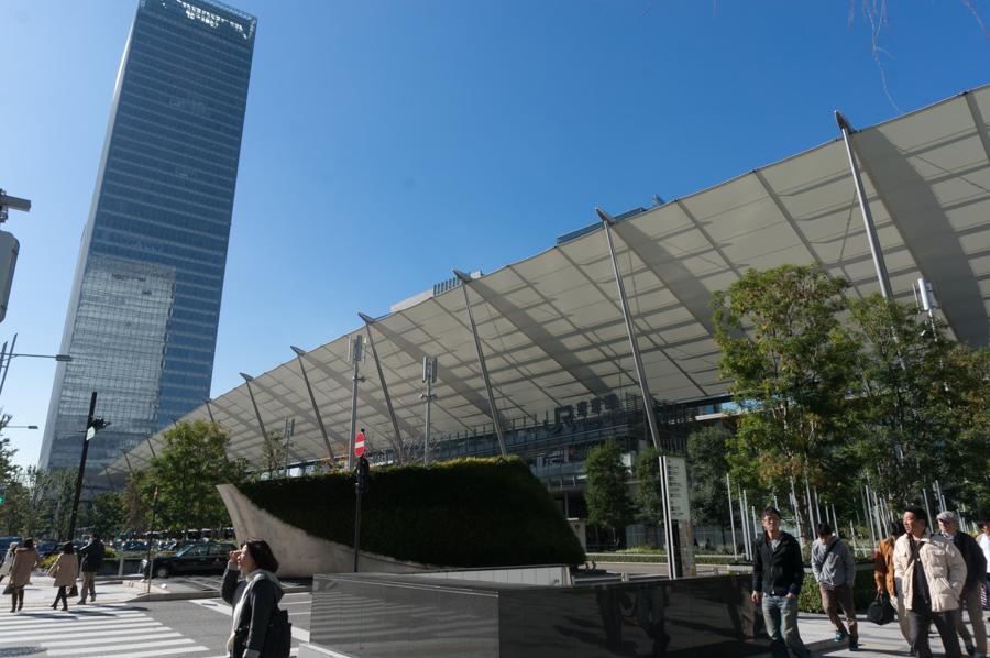 始まりは東京駅