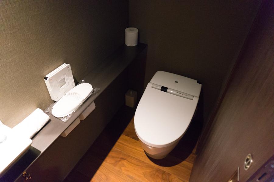 トイレも一応
