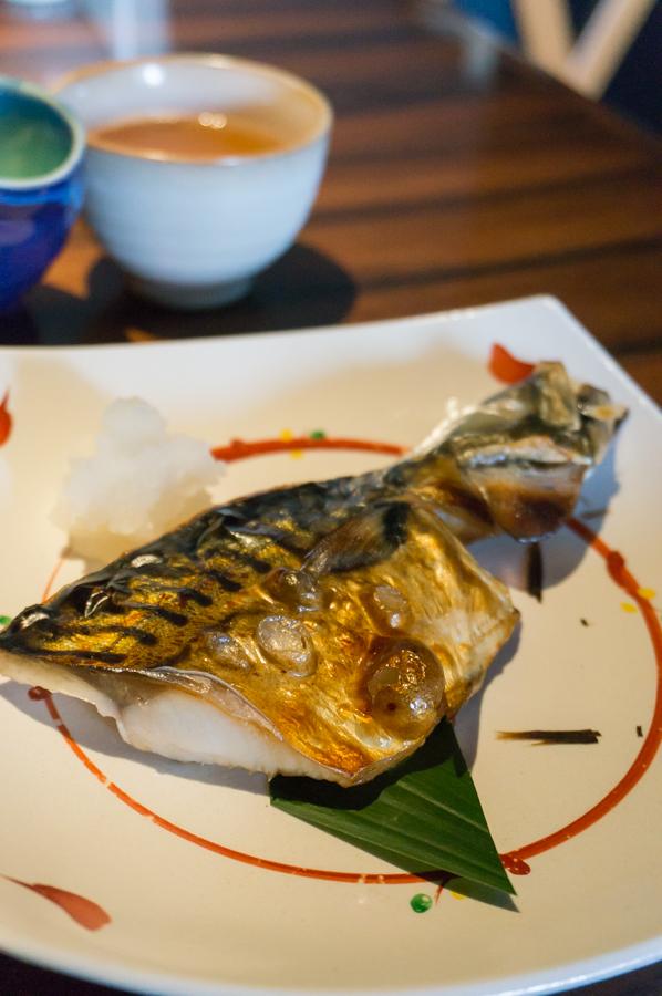 焼き魚は前日にチョイスする