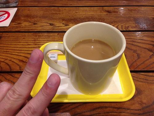 コーヒータイムの出来事-自分が変われば周りの状況も変化する-1