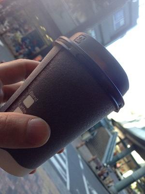 コンビニのコーヒーとAmazonの坊さん1