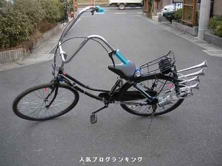 ちょいと自転車で大阪へ-読書に行って来ます-