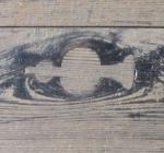 西本願寺阿弥陀堂床板埋め木1