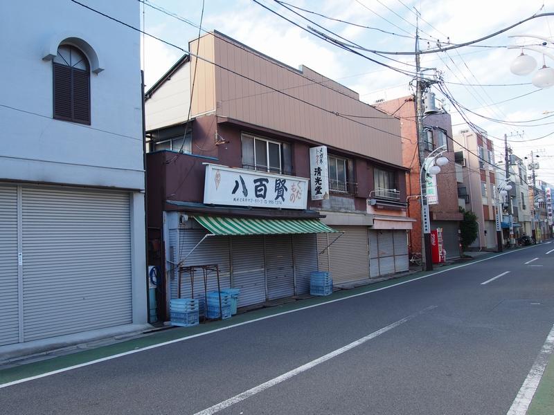 上の根橋商店会