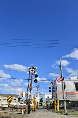 2015年10月27日 水間鉄道水間線 三ツ松~森 1000形1007編成