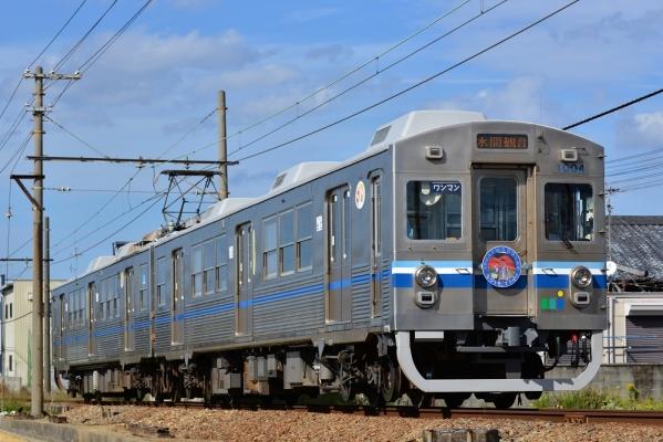 2015年10月27日 水間鉄道水間線 森~三ツ松 1000形1003編成