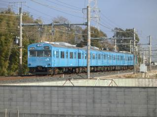 103系ヒネHJ404編成