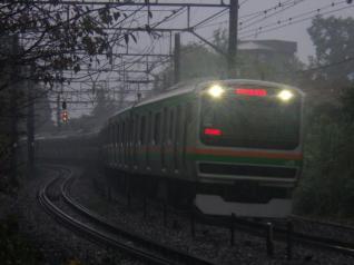 E231系ヤマU-539編成
