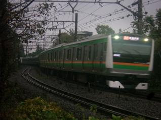 E233系ヤマU-626編成