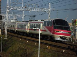 名鉄1400系1014編成