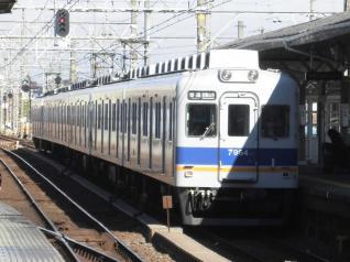南海7100系7135編成