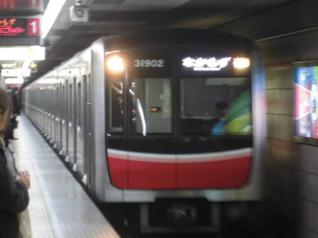 大阪市営30000系31602編成
