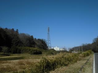 嵐山花見台線13号