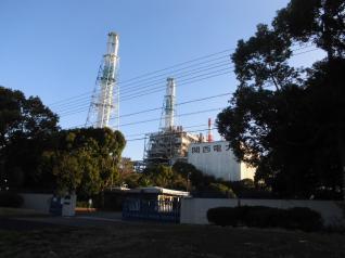 堺港発電所